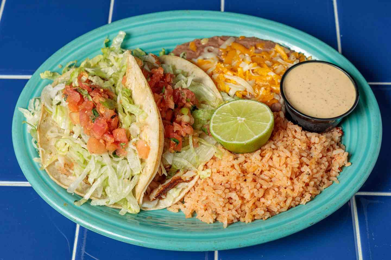 #8. Fish Tacos
