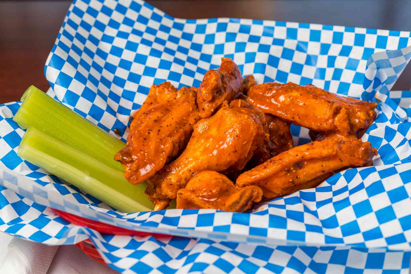 Regular Buffalo Wings