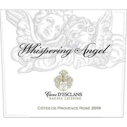 Chateau Desclans Whispering Angel Rose