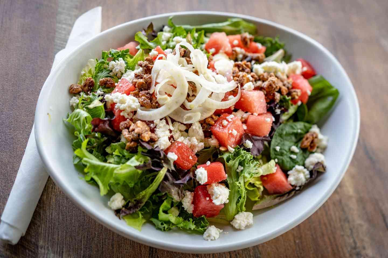 Rocks Salad