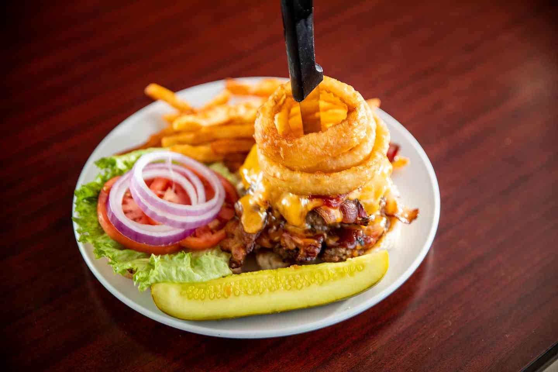Eller's Burger Beast