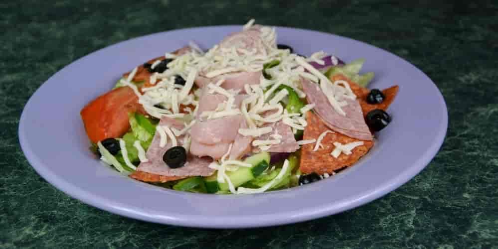 Anti-Pasta Salad