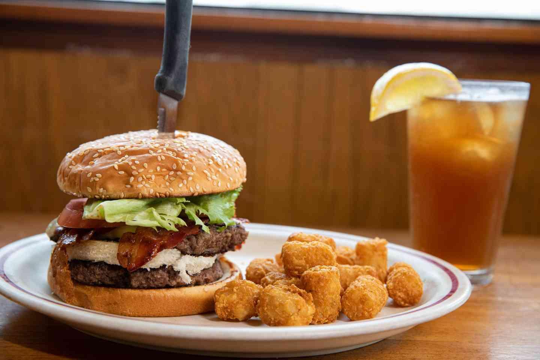 Golden Burger (1 lb)