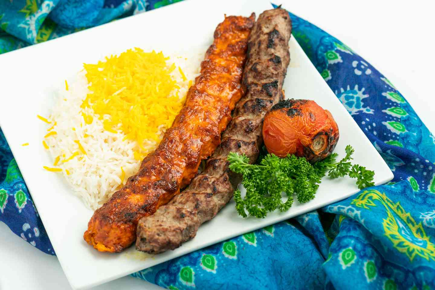 Koobideh Combination