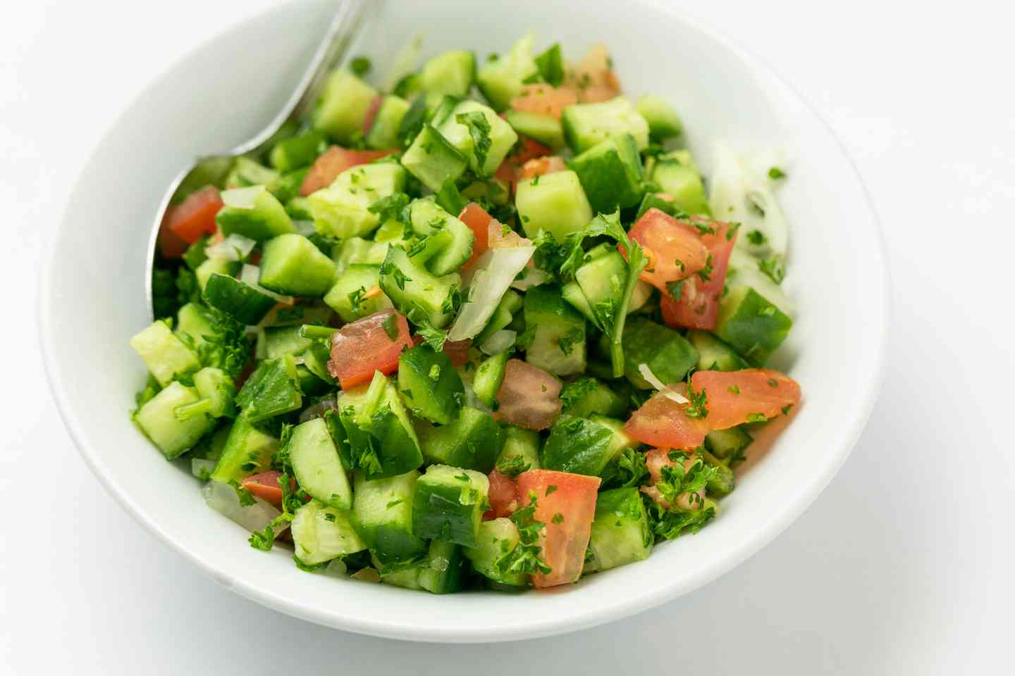 Shirazi Salad (Persian Salad)