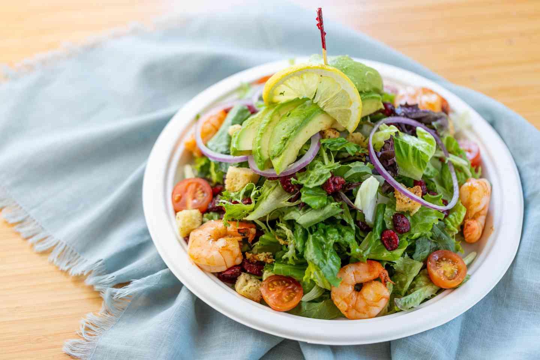 Shrimp & Avocado