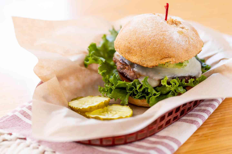 Veggie Burger - Non-Gmo
