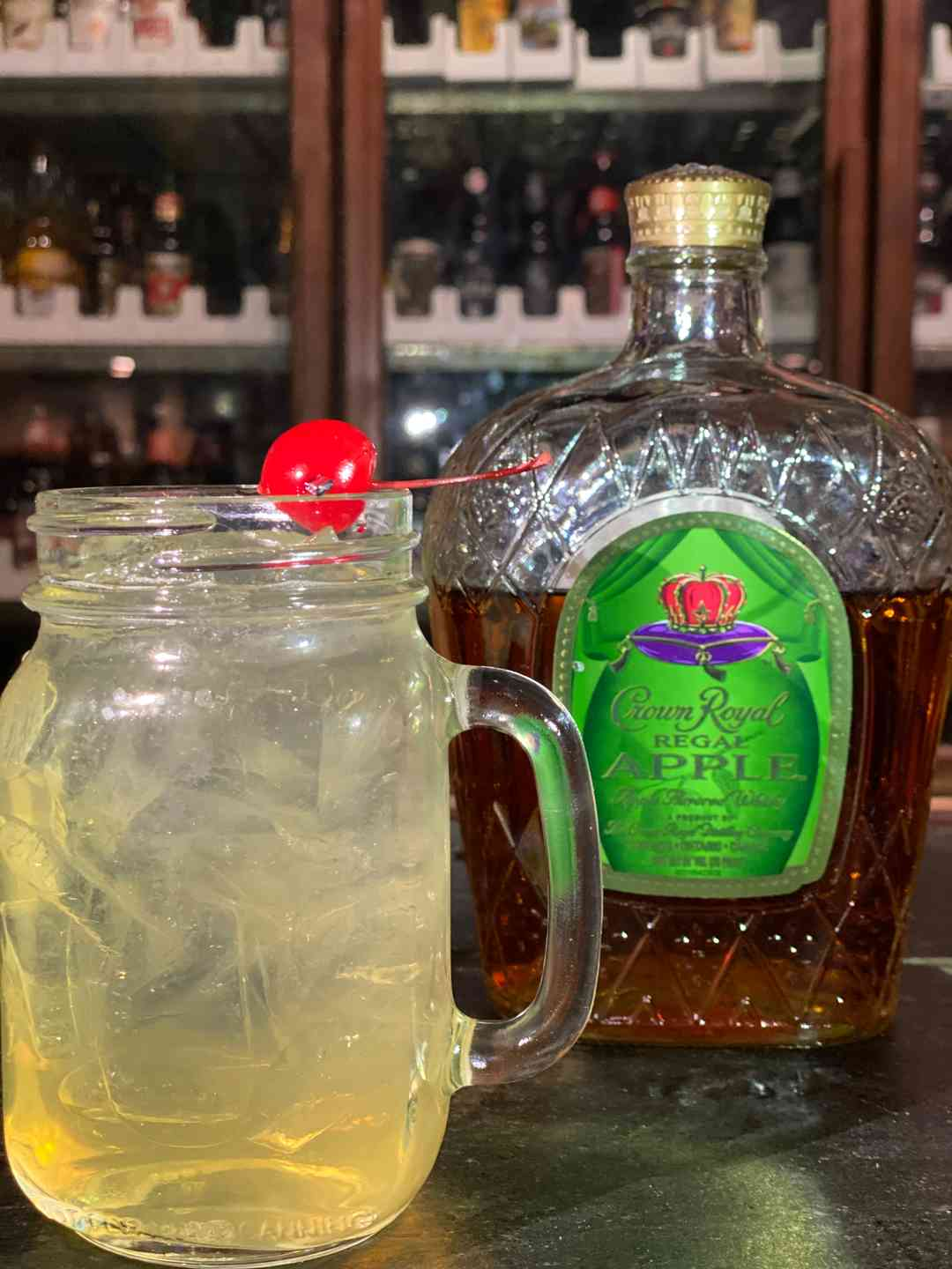 CROWN APPLE LEMONADE