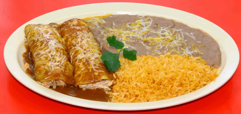 #5 Two Enchiladas