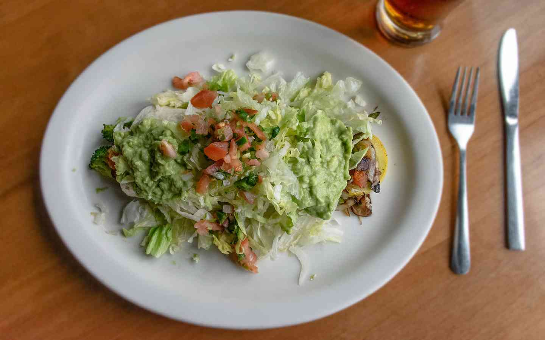 VB. Vegetarian Burrito