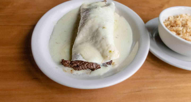 29. White Burrito