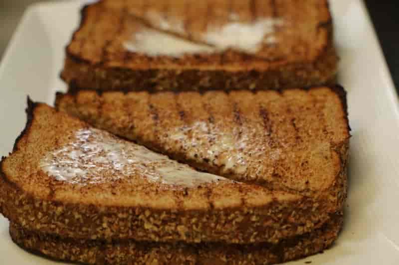 Side Toast