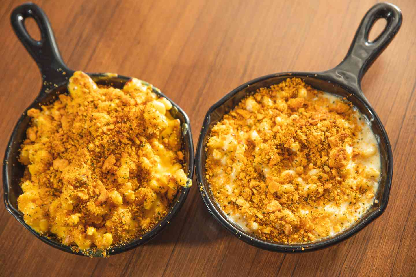 Waterfront Mac N' Cheese