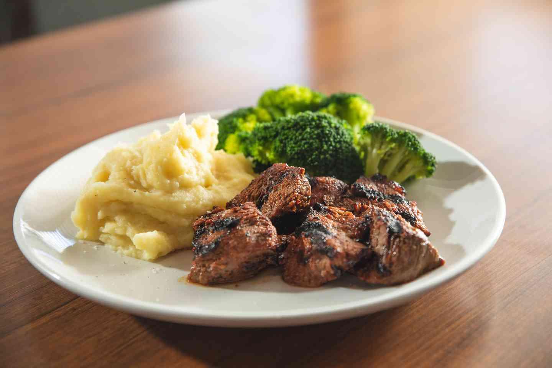 Barrett's Steak Tips*