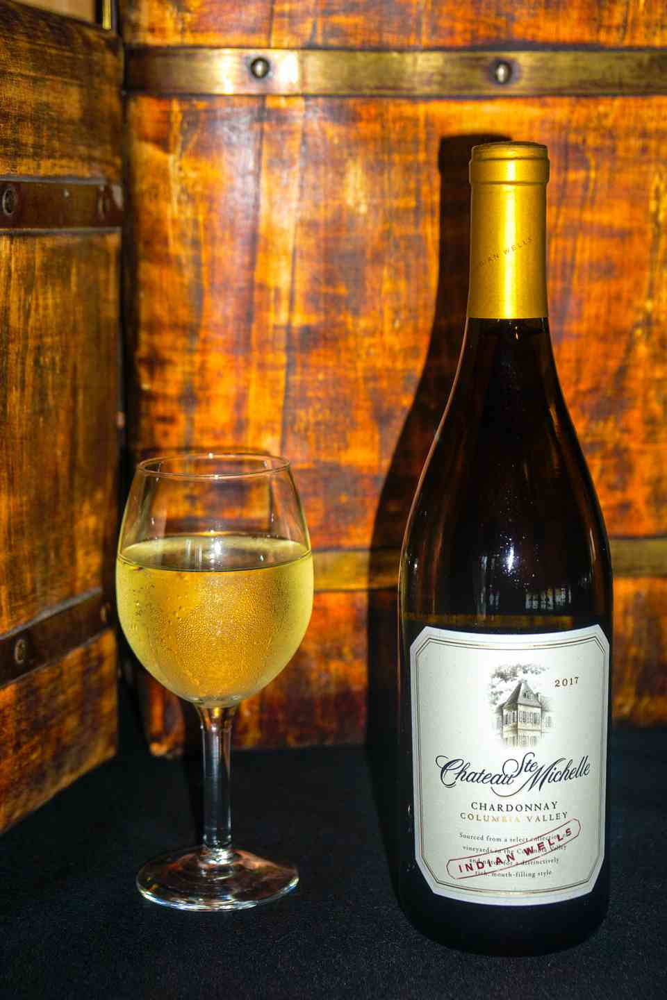 "Chateau Ste. Michelle ""Indian Well's Chardonnay"