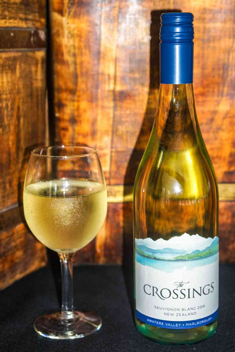 "The Crossings ""Marlborough"" Sauvignon Blanc"