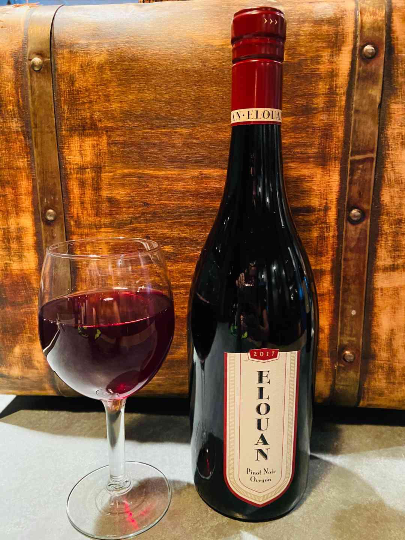 """Elouan """"Oregon"""" Pinot Noir"""