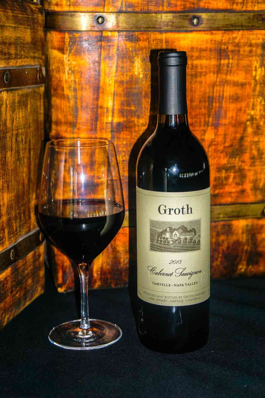 "Groth ""Oakville-Napa Valley"" Reserve"