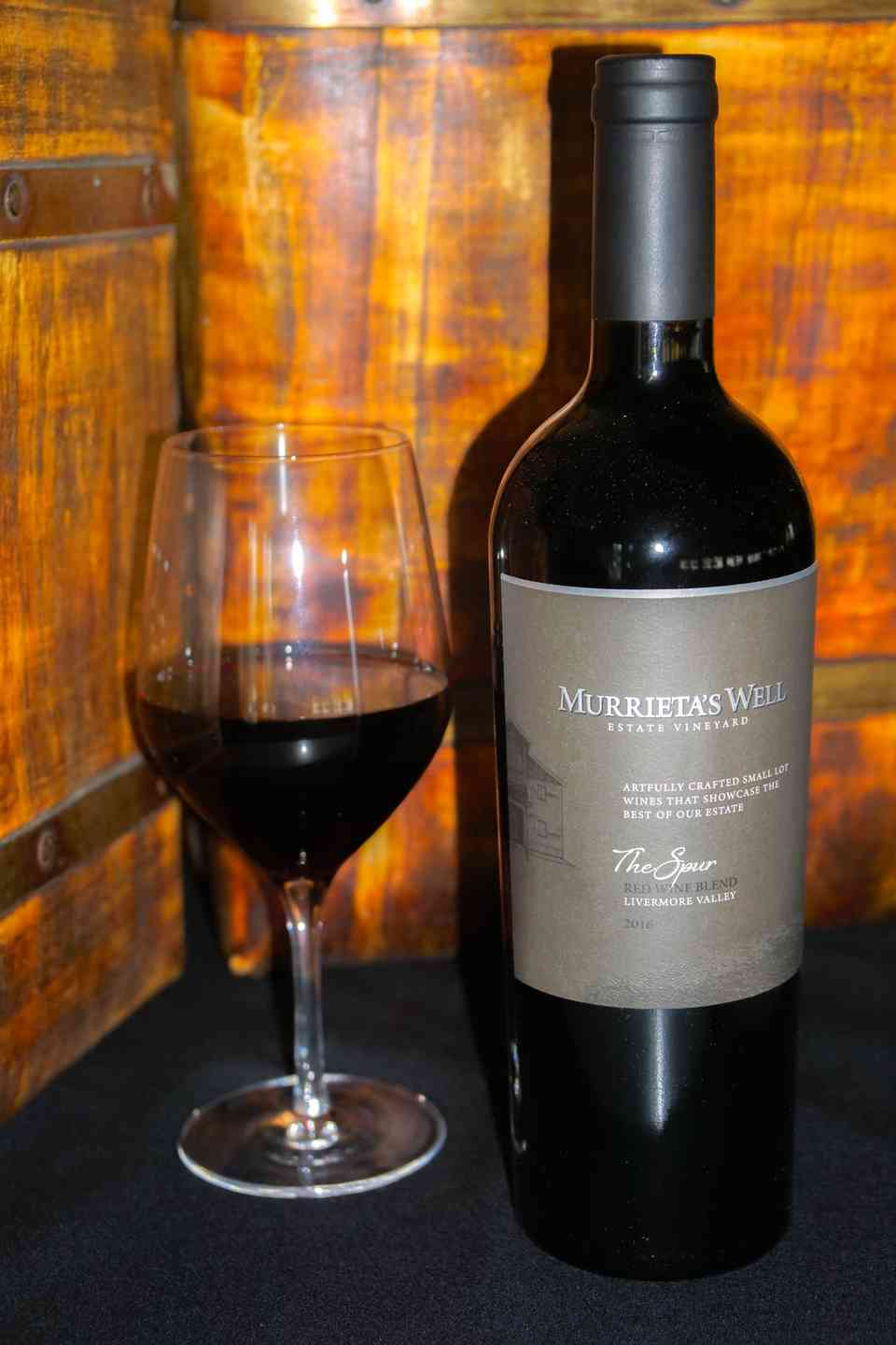 "Murrieta's Well ""Livermore Valley"" The Spur Red Blend"
