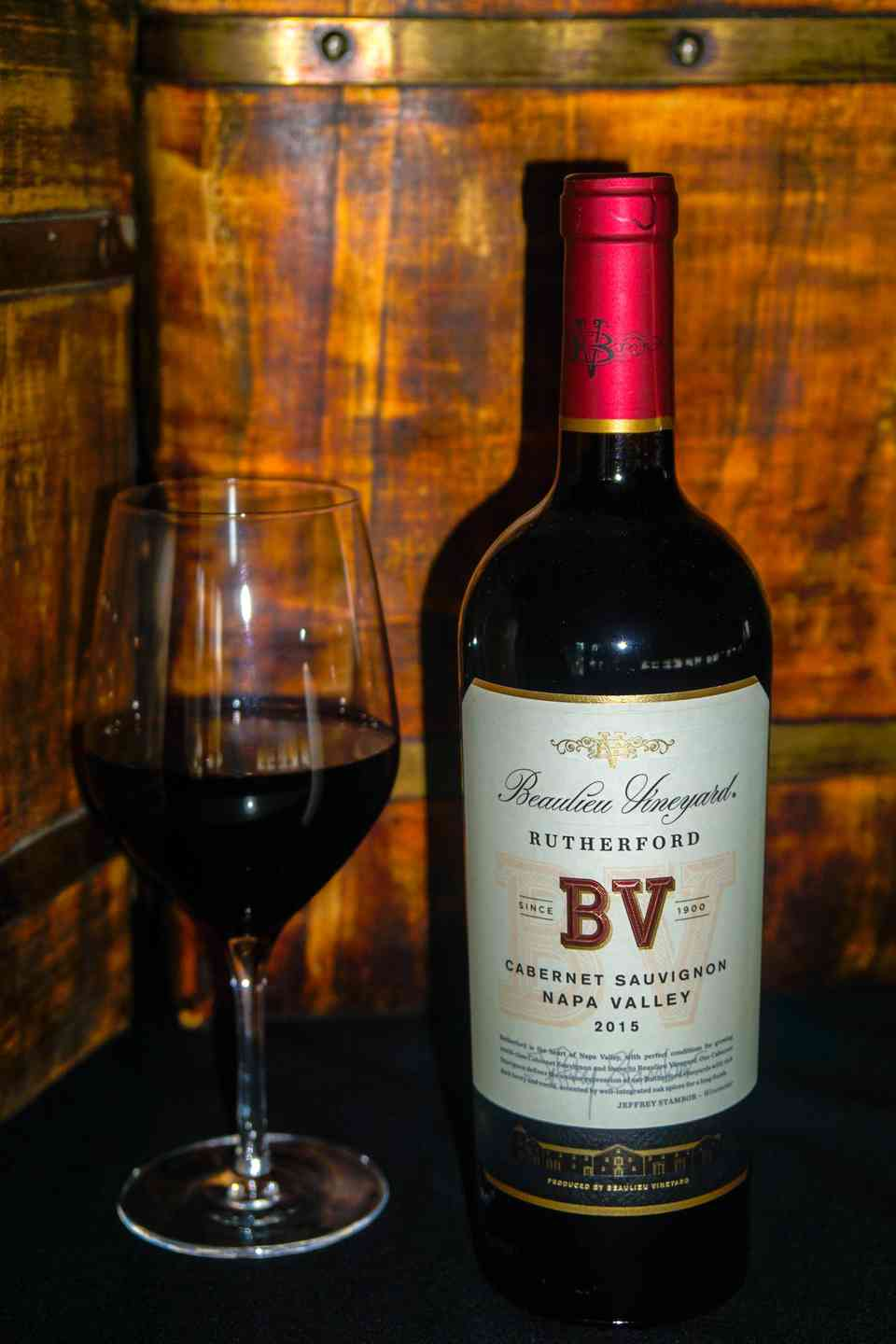 "Beaulieu Vineyards ""Napa Valley"" Cabernet Sauvignon"