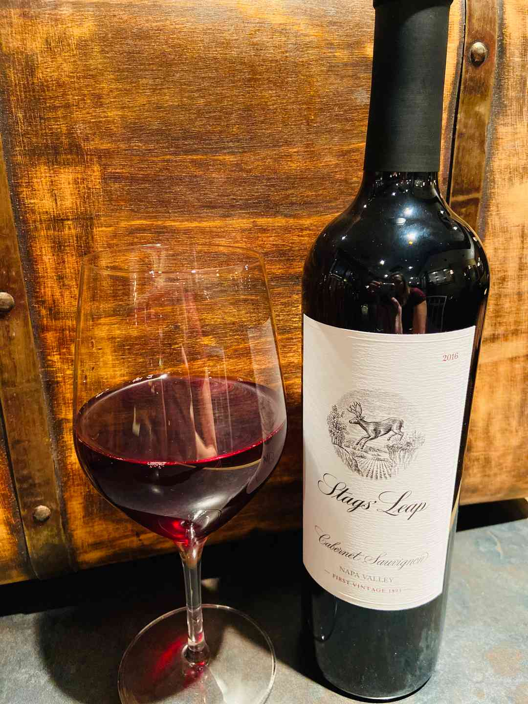 "Stag's Leap Winery ""Napa Valley"" Cabernet Sauvignon"