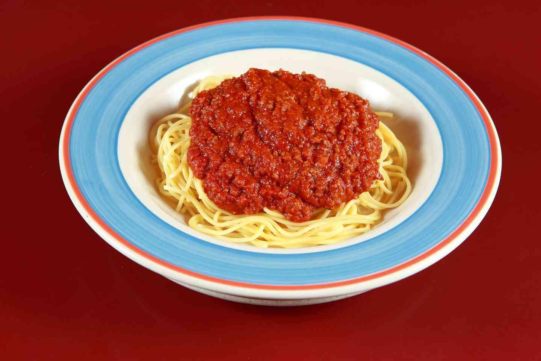 Penne, Rigatoni or Spaghetti
