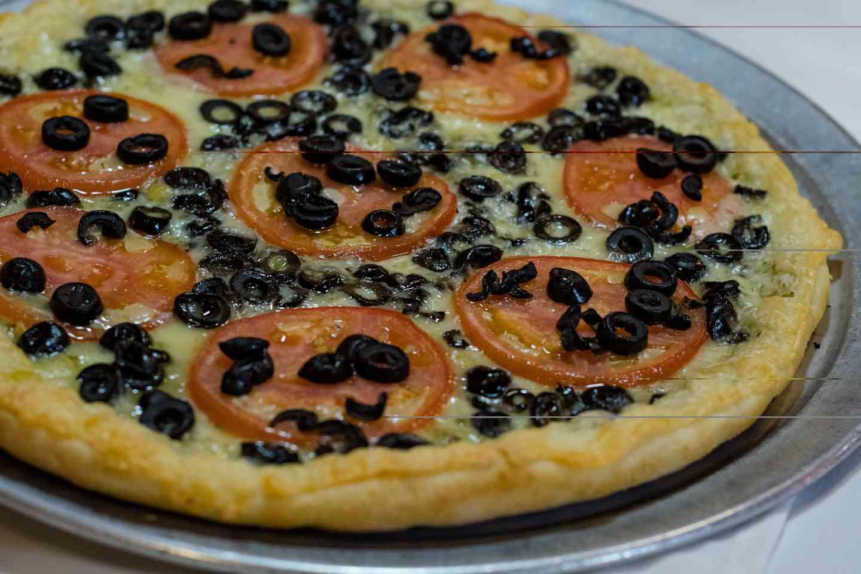 14 Inch Pizza