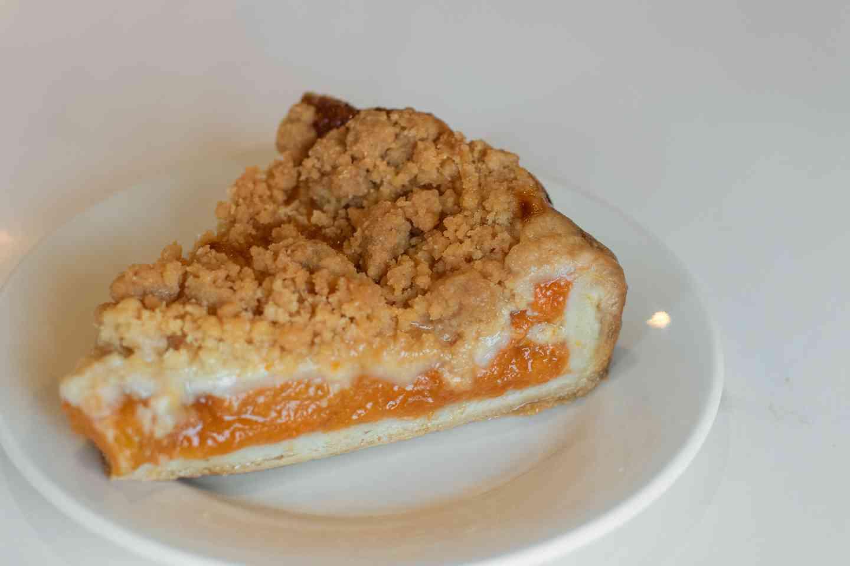 apricot fruit tart