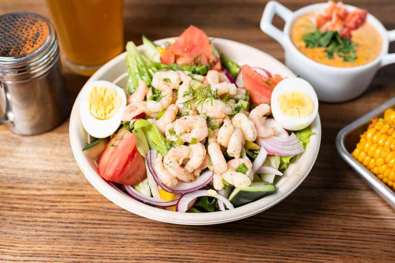Bay Shrimp Salad