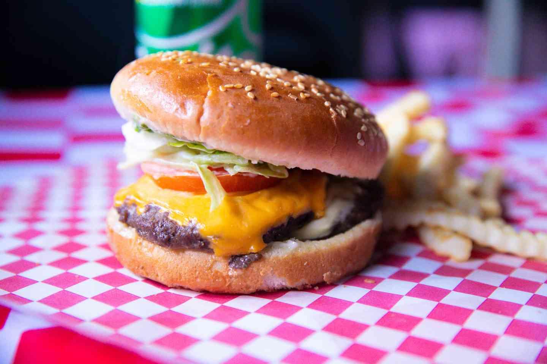 #3 Cheeseburger