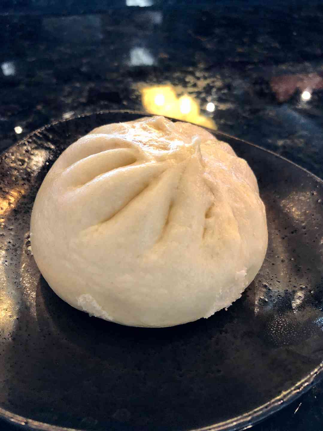 Pork Scallion Bun 葱肉大燒包 (Limited Quantity)