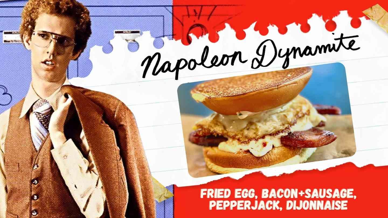 Napoleon Dynamite Combo