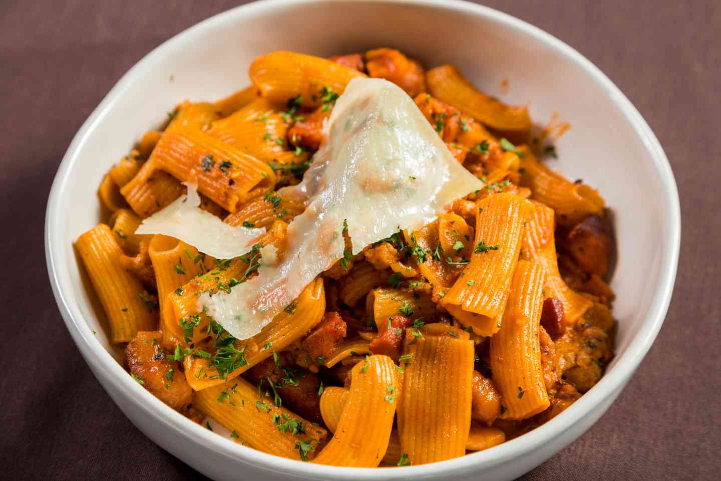 Country Rigatoni