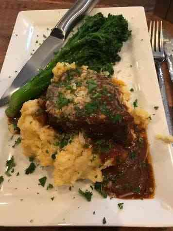 Braised Chianti Short Rib