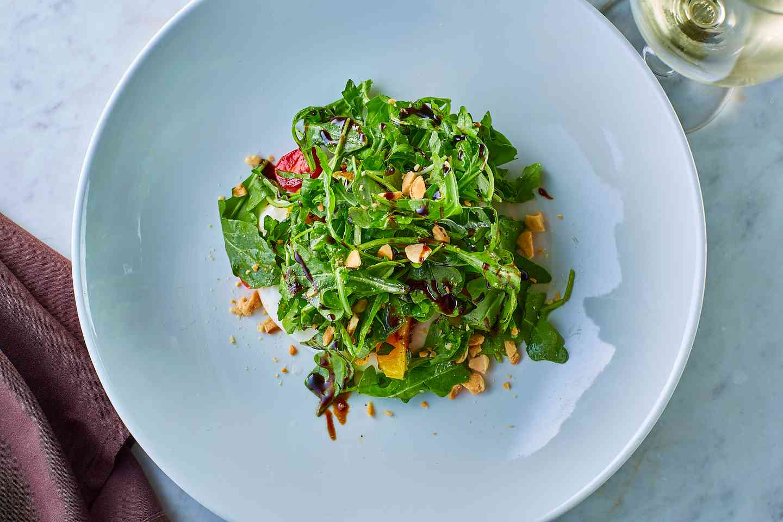 Bufula Mozzarella Salad