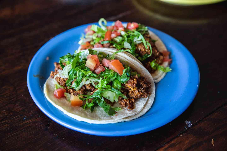 Chorizo and/or Egg Tacos