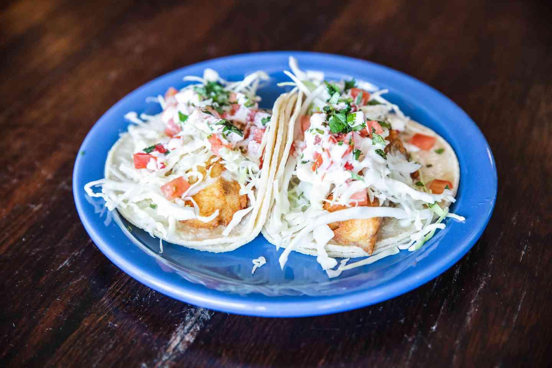 Martin's Fish Tacos