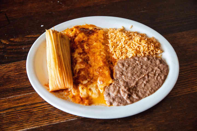 Enchilada & Tamale Sampler