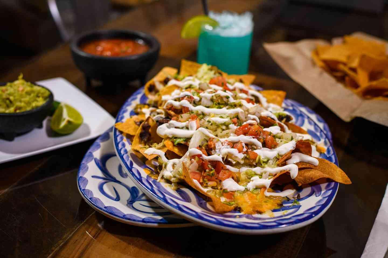 baja nachos