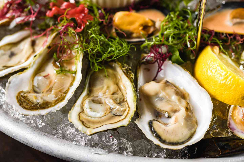 hi res of shellfish