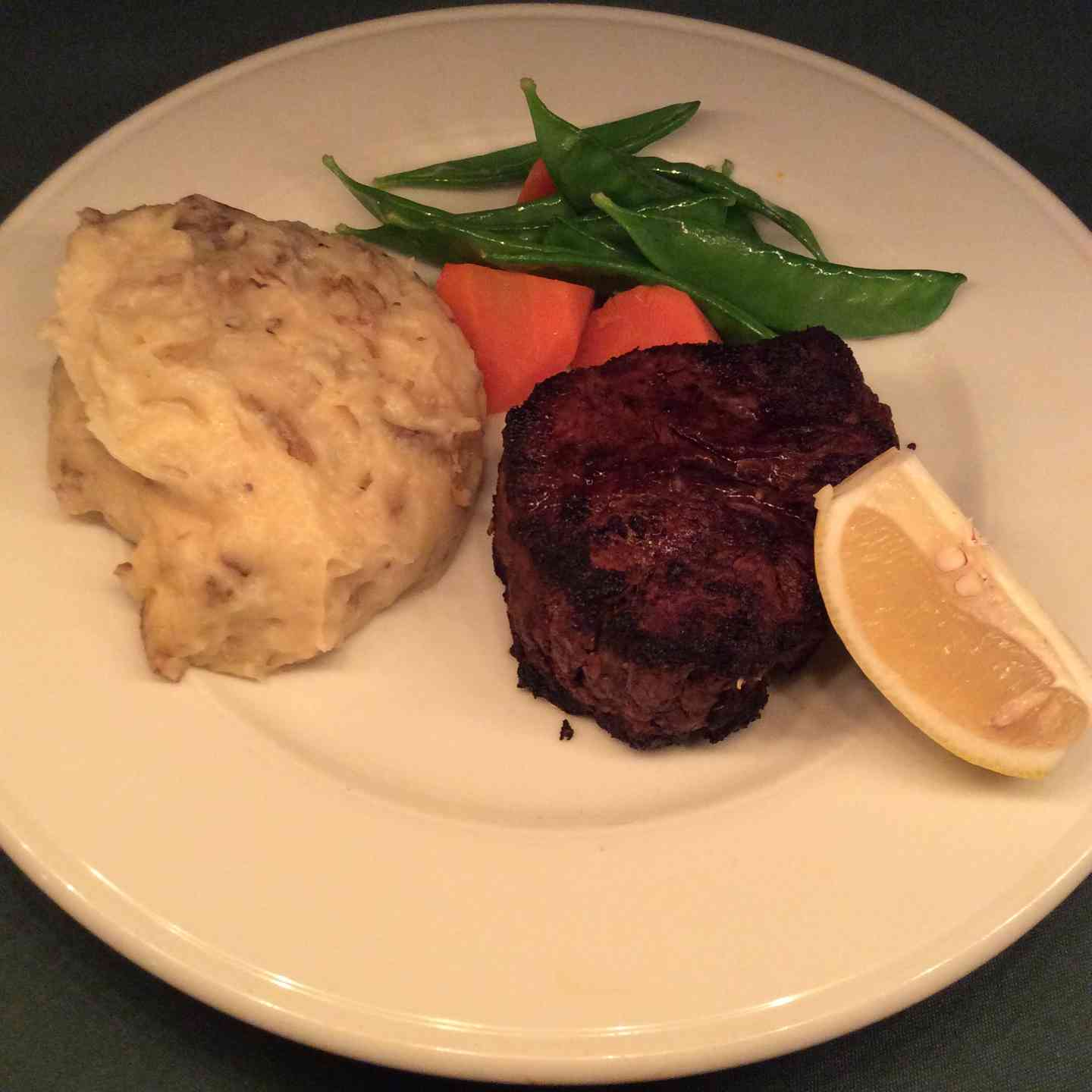 Blackened Filet Mignon