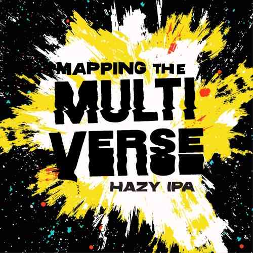 Surly, Mapping the Multiverse, Hazy IPA