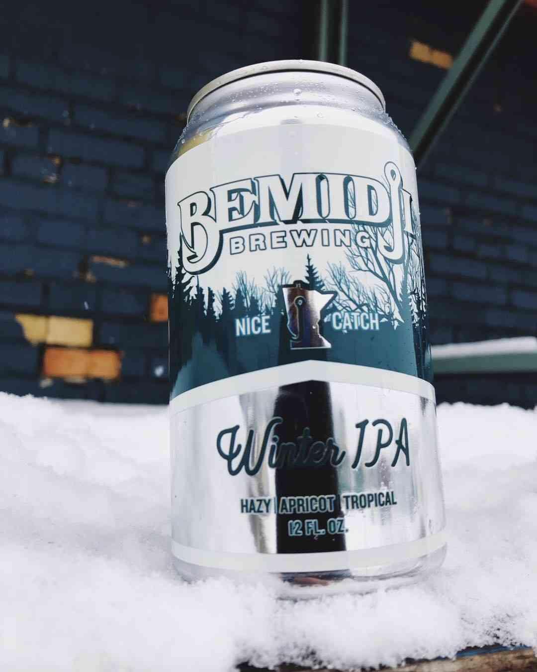 Bemidji Winter, NE IPA