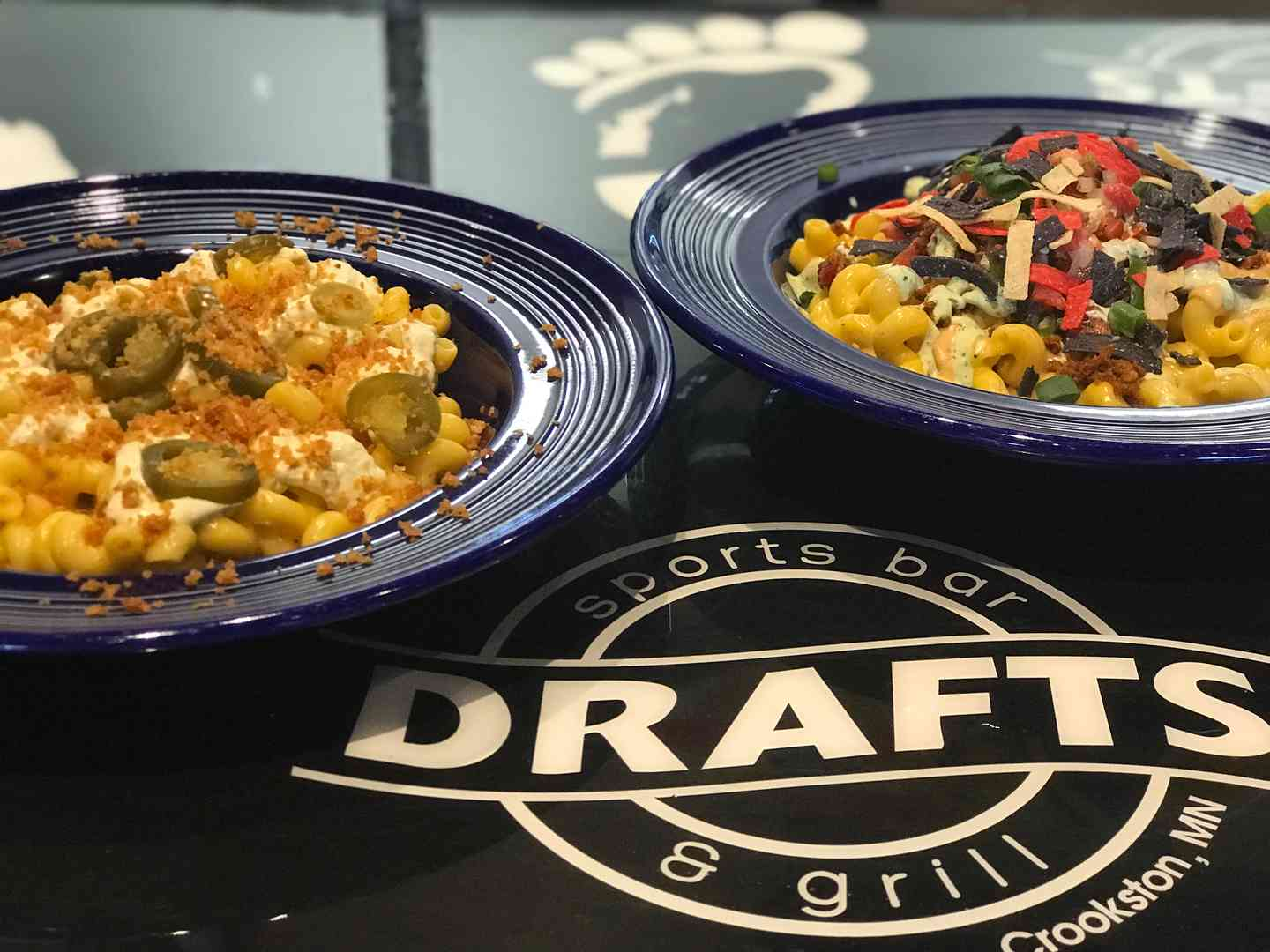 Drafts Build Your Own Mac & Cheese
