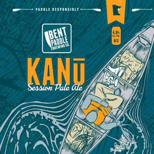Bent Paddle Kanu, Session Pale Ale
