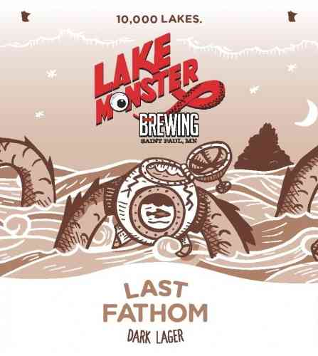 Lake Monster, Last Fathom Dark Lager