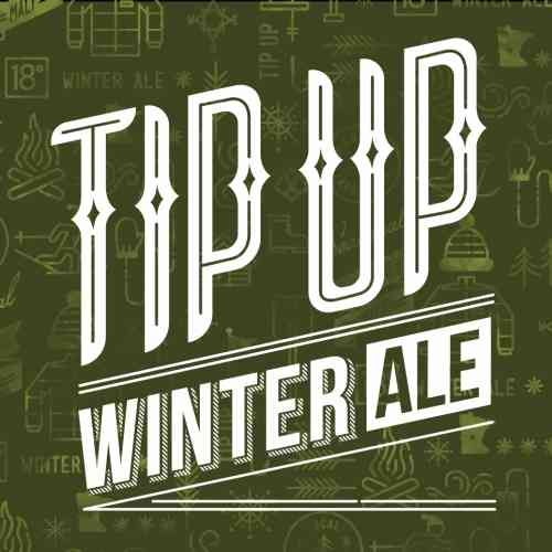 Beaver Island Tip Up Winter Ale