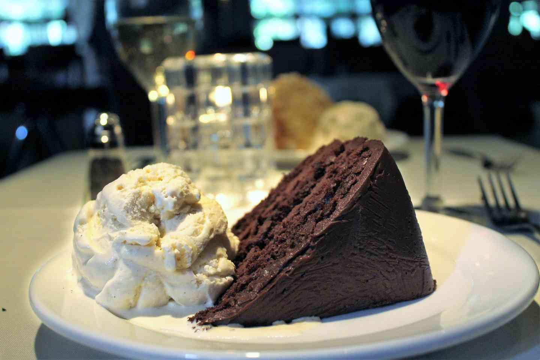 Signature Triple Layer Chocolate Cake