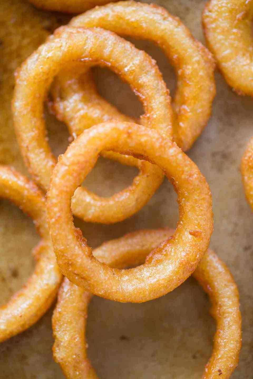 Basket O'Rings