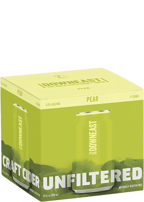 DownEast Pear Cider